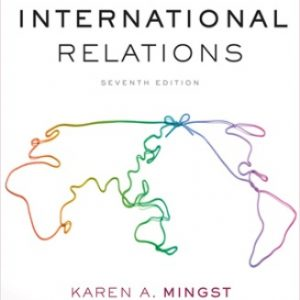 Solution Manual for Essentials of International Relations