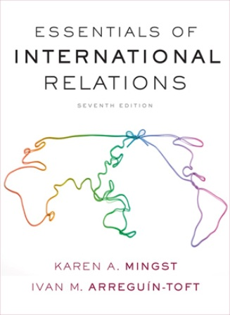 Test Bank for Essentials of International Relations