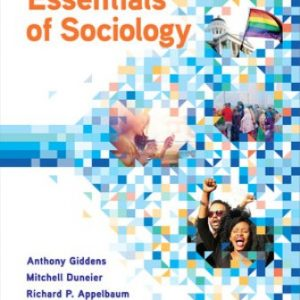 Test Bank for Essentials of Sociology