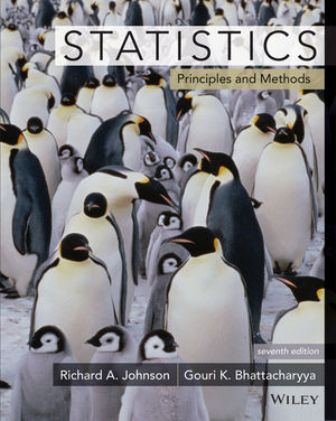 Solution Manual for Statistics: Principles and Methods
