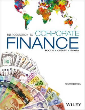 Solution Manual for Introduction to Corporate Finance