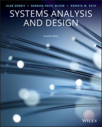 Test Bank for Systems Analysis and Design