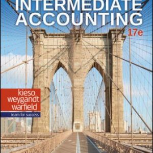 Solution Manual for Intermediate Accounting