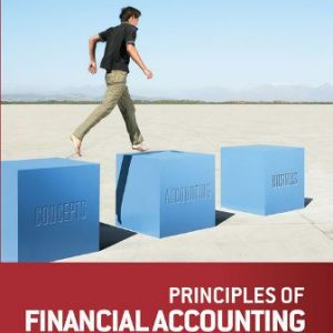 Solution Manual for Principles of Financial Accounting 12th Edition Needles ISBN-10: 1133939287