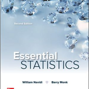 Test Bank for Essential Statistics 2nd Edition Navidi