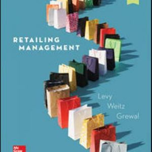 Solution Manual for Retailing Management
