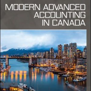 Solution Manual for Modern Advanced Accounting in Canada 9th Edition Herauf
