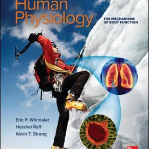 Test Bank for Vander's Human Physiology 15th Edition Widmaier
