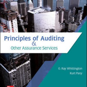 Solution Manual for Principles of Auditing and Other Assurance Services