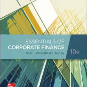 Test Bank for Essentials of Corporate Finance