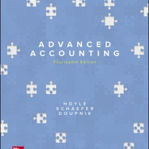 Test Bank for Advanced Accounting 14th Edition Hoyle
