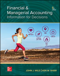 Test Bank for Financial and Managerial Accounting