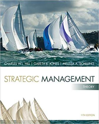 Test Bank for Strategic Management: Theory: An Integrated Approach 11th Edition