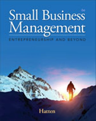 Test Bank for Small Business Management: Entrepreneurship and Beyond