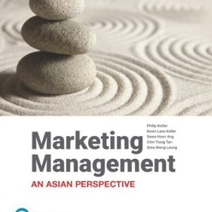 Solution Manual for Marketing Management: An Asian Perspective