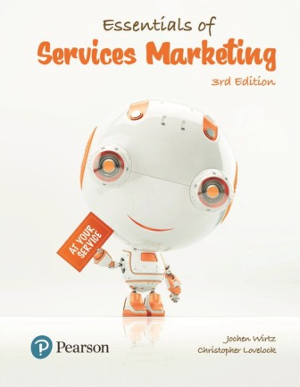 Solution Manual for Essentials of Services Marketing