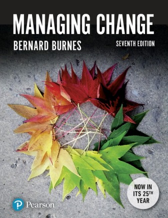 Solution Manual for Managing Change