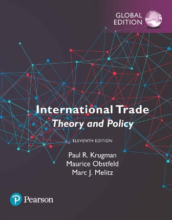 Test Bank for International Trade: Theory and Policy, Global Edition 11th Edition Krugman