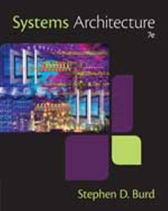 Test Bank for Systems Architecture