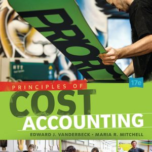 Test Bank for Principles of Cost Accounting