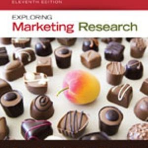 Solution Manual for Exploring Marketing Research
