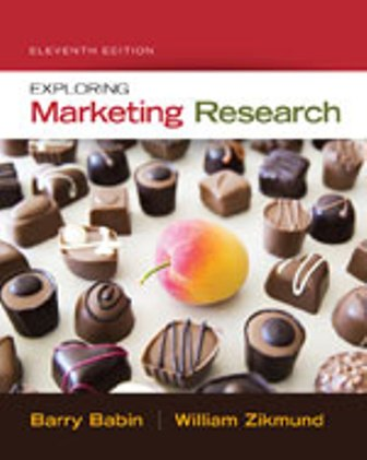 Test Bank for Exploring Marketing Research