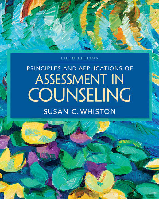 Test Bank for Principles and Applications of Assessment in Counseling