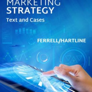 Solution Manual for Marketing Strategy
