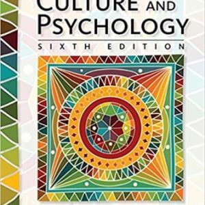 Test Bank for Culture and Psychology