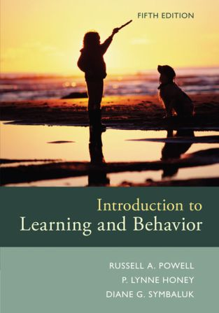 Test Bank for Introduction to Learning and Behavior