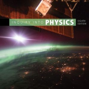 Solution Manual for Inquiry into Physics