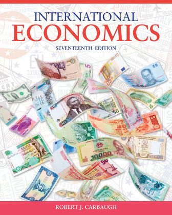 Solution Manual for International Economics