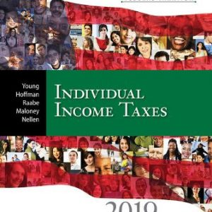 Solution Manual for South-Western Federal Taxation 2019: Individual Income Taxes