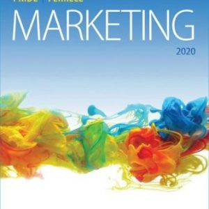 Solution Manual for Marketing