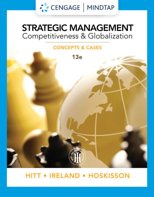 Test Bank for Strategic Management: Competitiveness and Globalization
