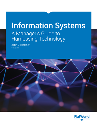 Solution Manual for Information Systems: A Manager's Guide to Harnessing Technology Version: 7.0 John Gallaugher ISBN: 9781453394045