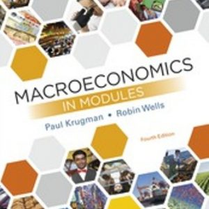Solution Manual for Macroeconomics in Modules
