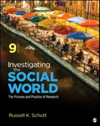 Test Bank for Investigating the Social World