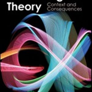 Test Bank for Criminological Theory Context and Consequences