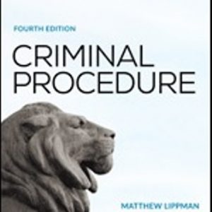 Test Bank for Criminal Procedure