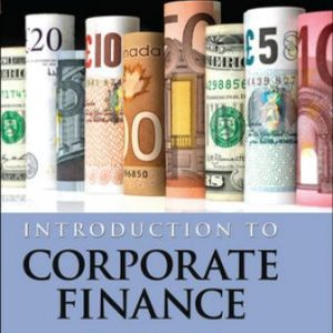 Test Bank for Introduction to Corporate Finance