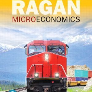 Test Bank for Microeconomics 16th Canadian Edition Ragan