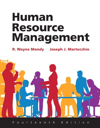 Solution Manual for Human Resource Management 14th Edition Mondy ISBN-10: 0133848809