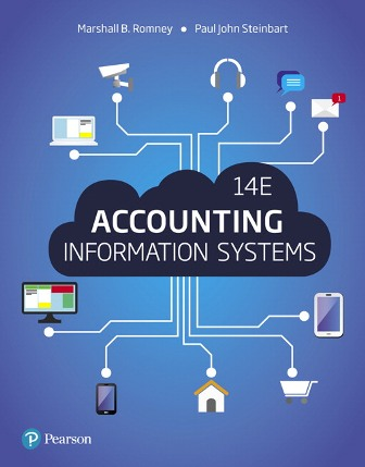 Solution Manual for Accounting Information Systems 14th Edition Romney ISBN-10: 0134474023