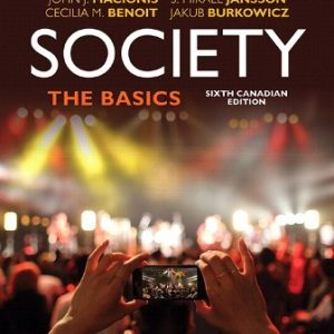 Test Bank for Society: The Basics