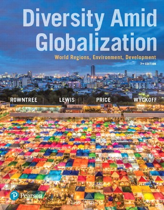 Test Bank for Diversity Amid Globalization 7th Edition Rowntree