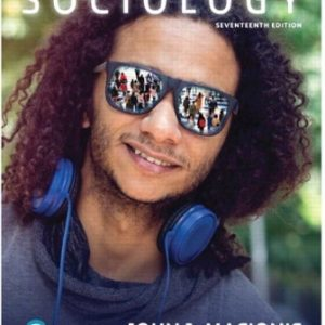 Solution Manual for Sociology
