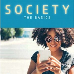 Solution Manual for Society: The Basics