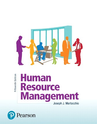 Solution Manual for Human Resource Management 15th Edition Martocchio