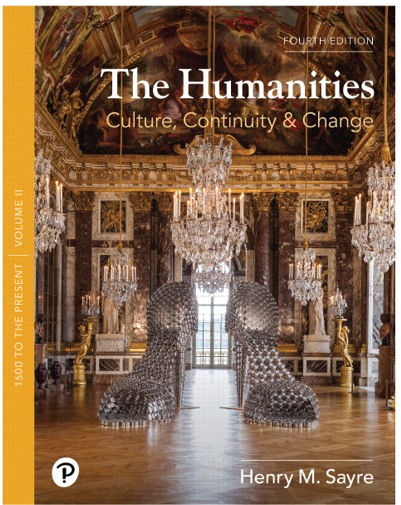 Test Bank for The Humanities: Culture